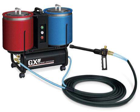 GX5 Spray System