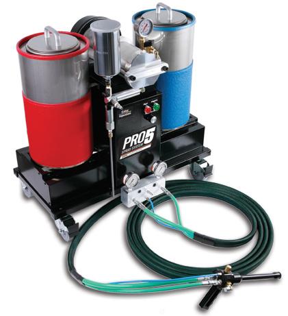 Pro5 Spray System