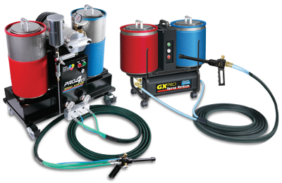 Langeman Spray Machines