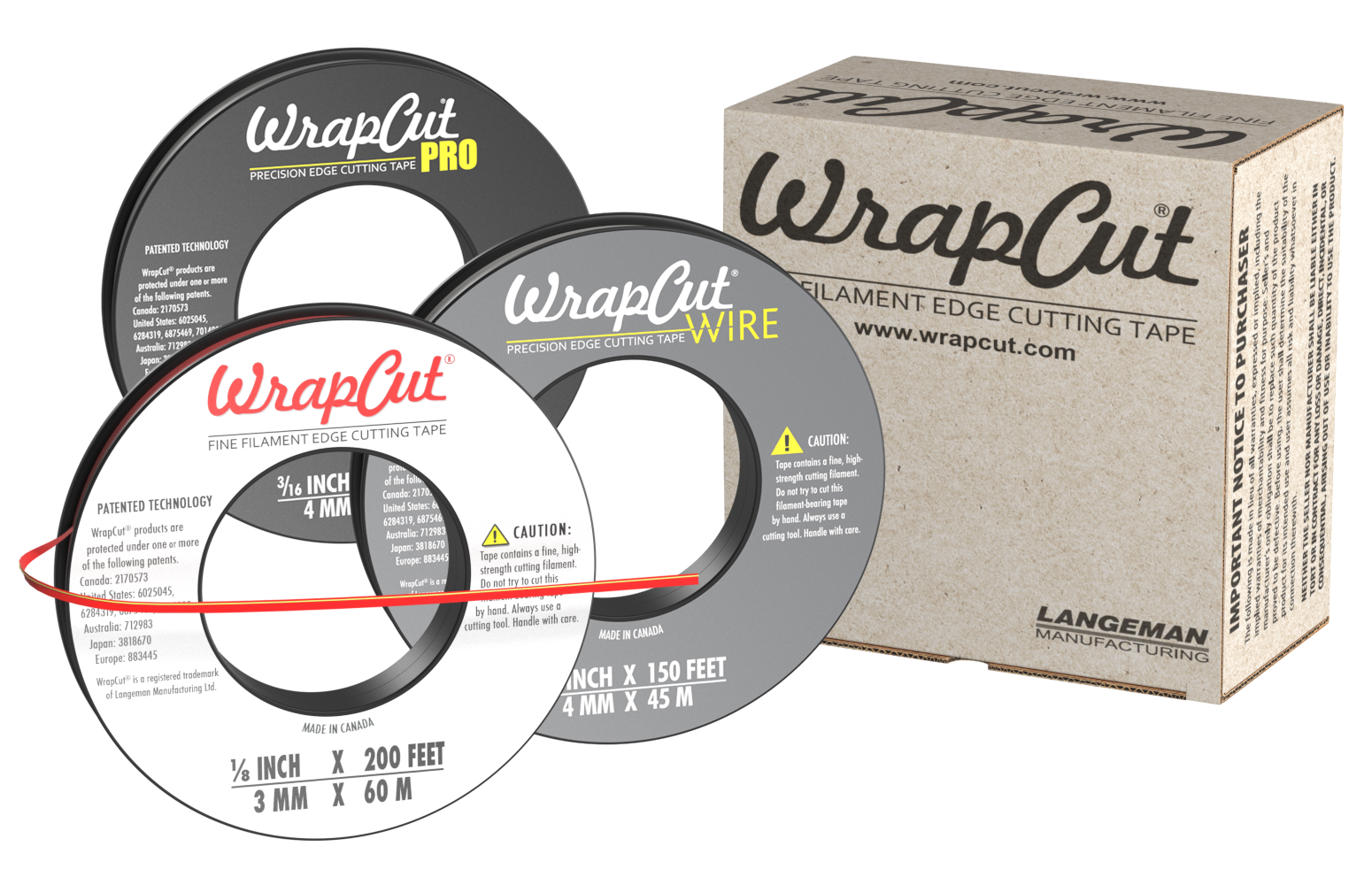 WrapCuts and Box