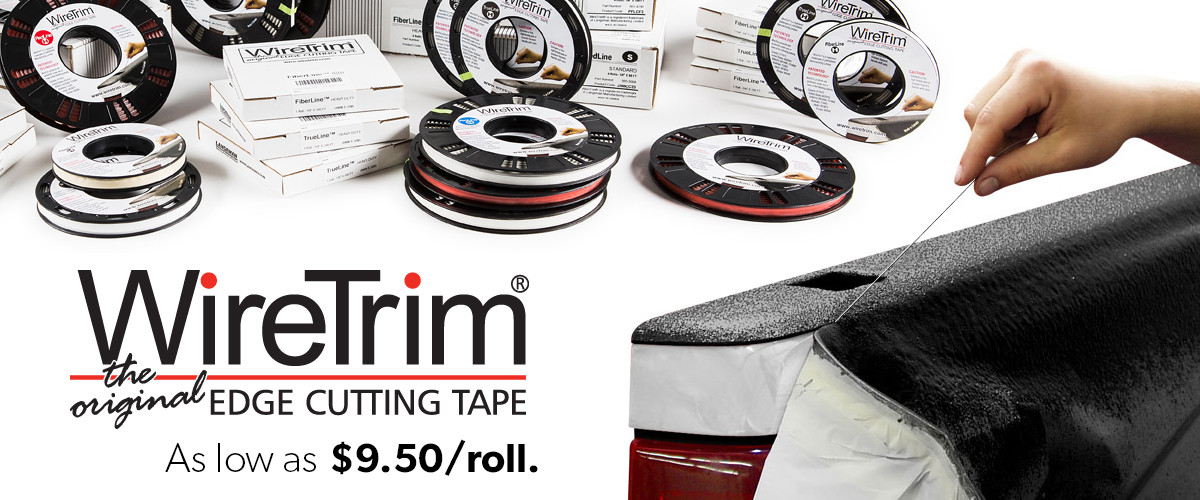 WireTrim - The Original Edge Cutting Tape