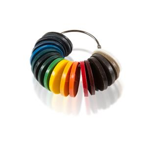 RX Color Ring 18 PC
