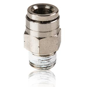 Push-In Fitting 1/4 sm.